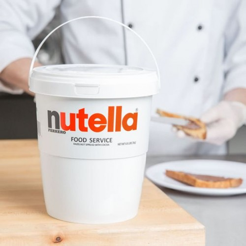 3kg Nutella Tub Halls International Specialists In