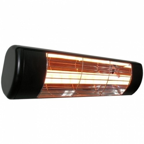 HLW30G Black Dual Wall Mounted Heater