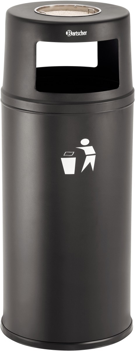 Bartscher Standing ashtray  added to your basket