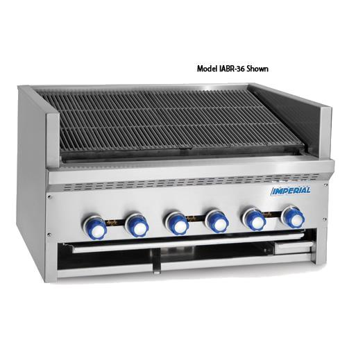 Imperial IABR-24 Steakhouse Broiler added to your basket