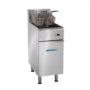 Imperial IFS-50-E-LOE Lift Out Element Electric Fryer added to your basket