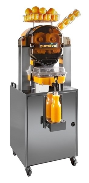 Zumoval Fasttop Heavy Duty Compact Juicer With Stand