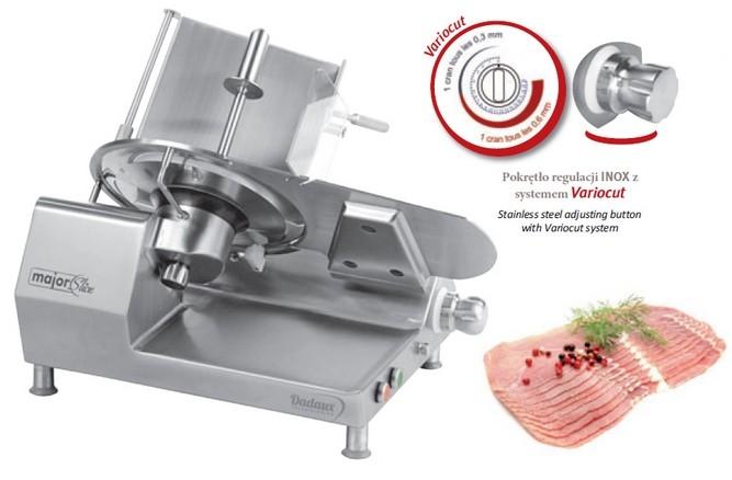 Dadaux Gravinox 350 Ham Slicer added to your basket
