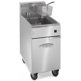 Imperial IFS-75 Single Tank Twin Basket Gas Fryer added to your basket