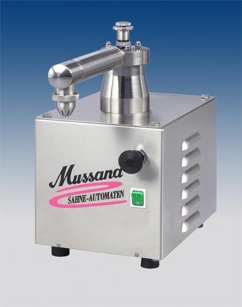 Mussana Mini Cream machine 230v 50Hz added to your basket