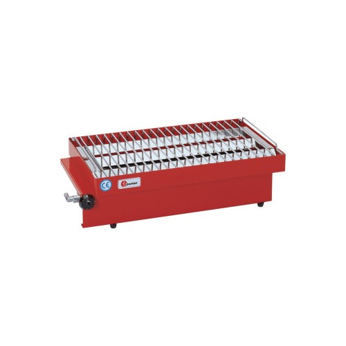 Parker Gas barbecue mod. SOLE added to your basket