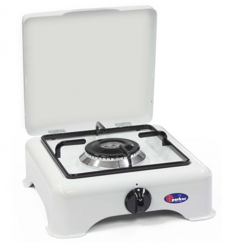 Parker 1 burner gas stove for outdoor use mod. 5321 GP/C added to your basket