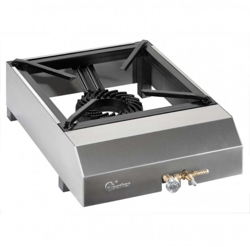 Parker  Natural gas stove for outdoor use mod. FO4PSM KARTER (kW 7,5) added to your basket