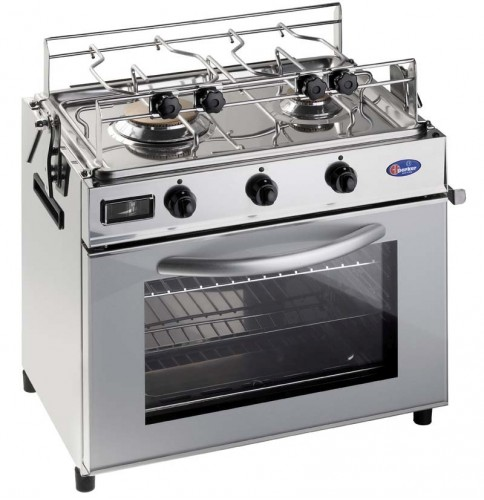 Parker  Baby kitchen for boating in stainless steel mod. FO600NA / G / C added to your basket