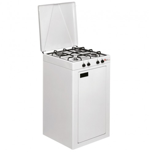 Gas bottle closet + 4 burners gas stove for outdoor usemod. 541 GP added to your basket