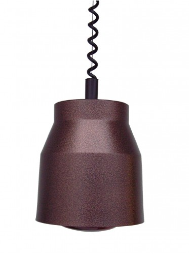 Sofraca Basic Black Copper Heat Lamp added to your basket