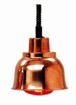 Sofraca Luxury Red Copper Heat Lamp added to your basket