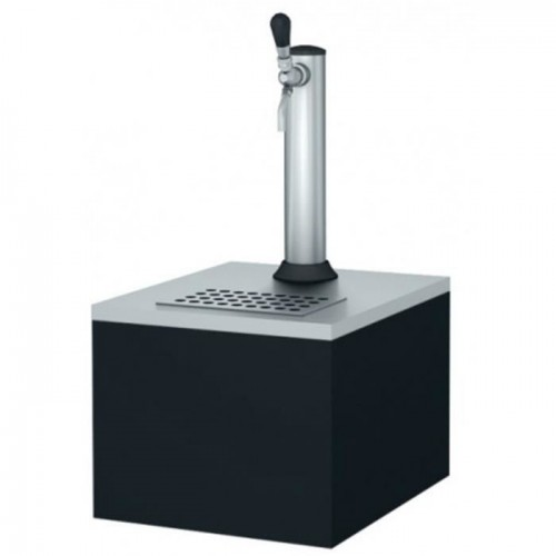 Draft beer with column - L520 x P620 x H820 mm - DOCRILUC added to your basket