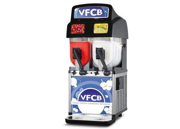 VFCB 2 Visual Frozen Carbonated Beverage  - Halls International -  Specialists in Catering Equipment
